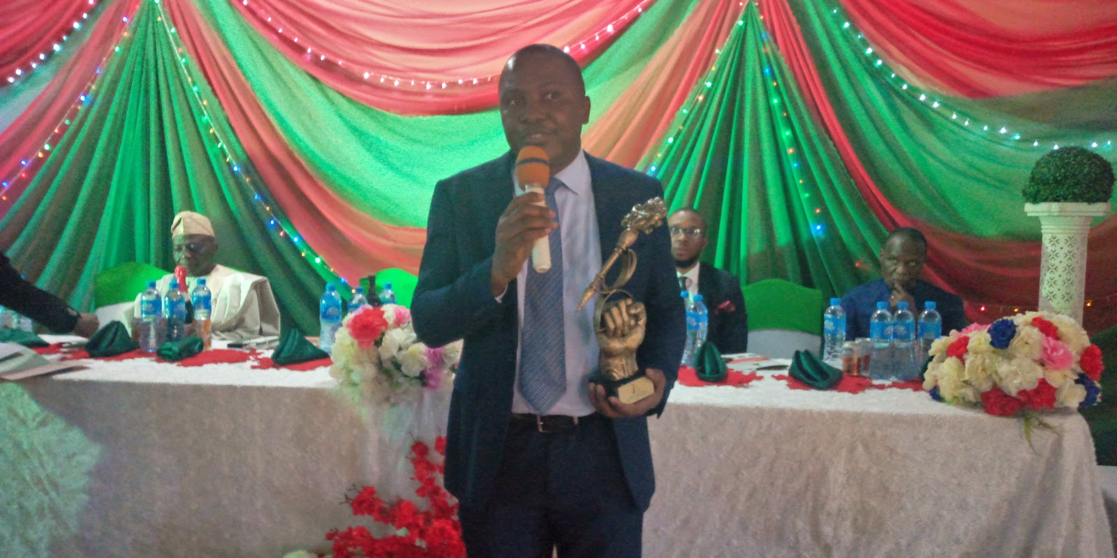 Third Edition Of The Nigeria Assembly Orientation And Awards -Omoboye O.Adeboye