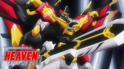 CardFight! Vanguard Legion Mate Hen - Ep 19