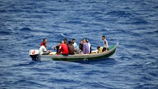 Emigration clandestine: dix harraga interceptés au large de Mostaganem