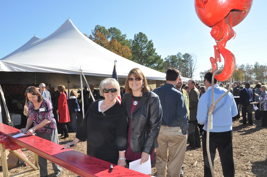 UACCH-Texarkana Creation Ceremony & Steel Signing - DSC_0126.JPG