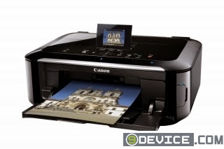 pic 1 - the way to download Canon PIXMA MG5340 laser printer driver