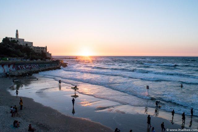 Tel Aviv - Yafo - Old Jaffa - Old Port - Israel-48