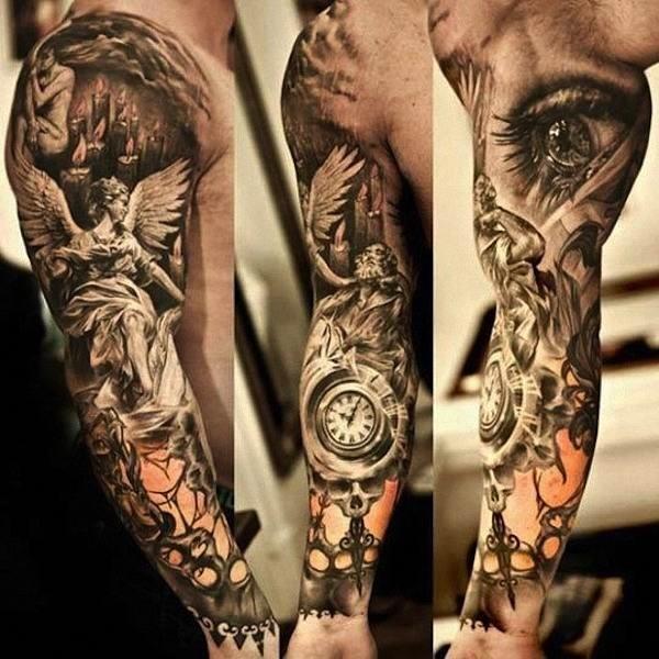 d_uma_olhada_na_incrvel_tatuagem_3d_design_de_manga_que__muito_realista