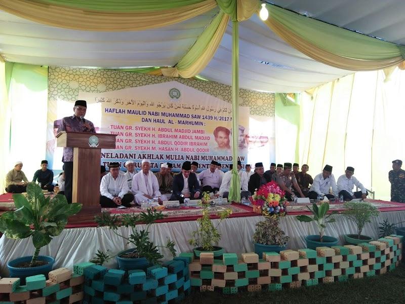 Kiai Said Aqil Siroj: Kokohkan Islam Moderat untuk Perdamaian!