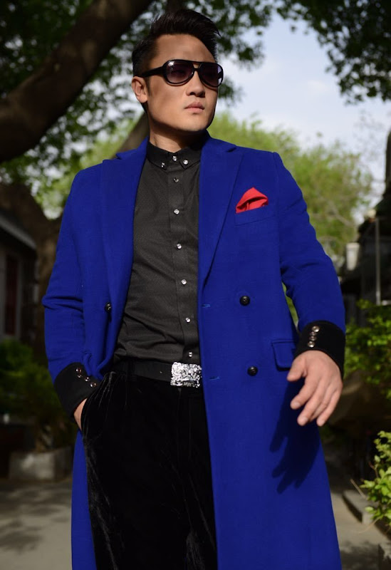 Wang Tianye China Actor