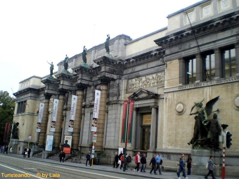 Reales Museos de Bellas Artes, en Bruselas