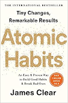 Atomic Habits by James Clear Book summary