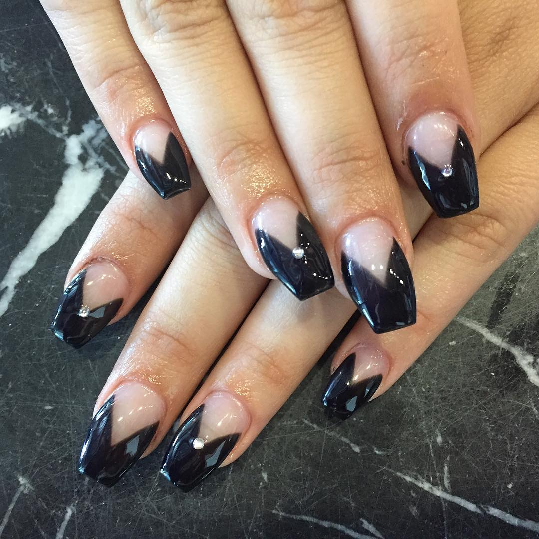 Elegant Fancy Acrylic Nail Designs Collection 2017 Styles Art