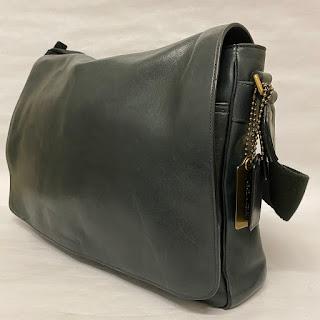 Coach Navy Messenger Bag w/ Tags