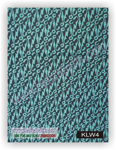 Kain Batik Pekalongan, Batik Terbaru, Gambar Batik, KLW4