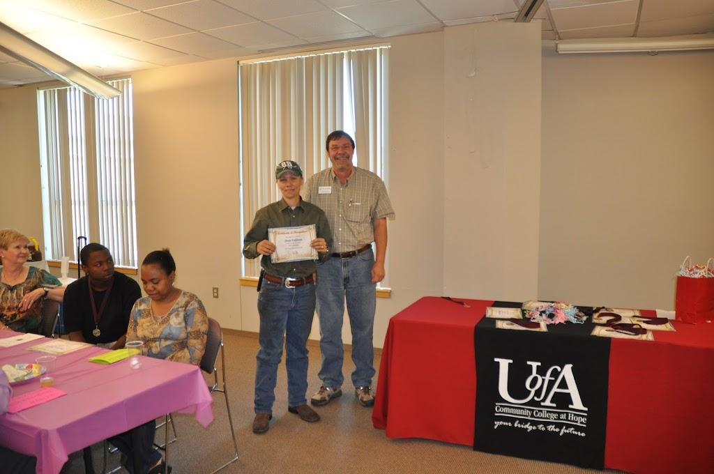 Student Government Association Awards Banquet 2012 - DSC_0131.JPG