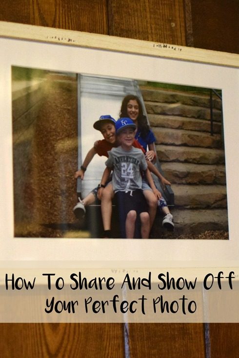 How To Share And Show Off Your Perfect Photo
