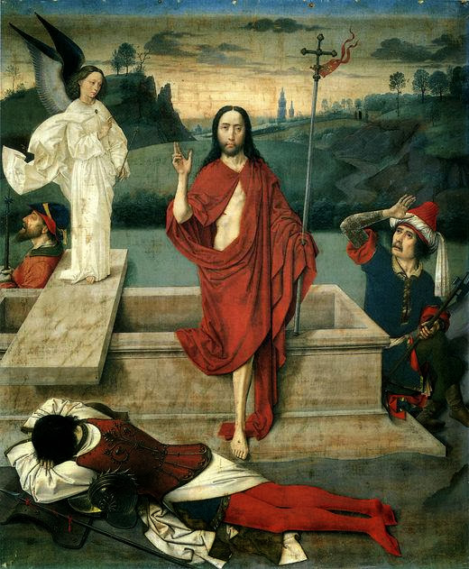 Dieric Bouts - Resurrection
