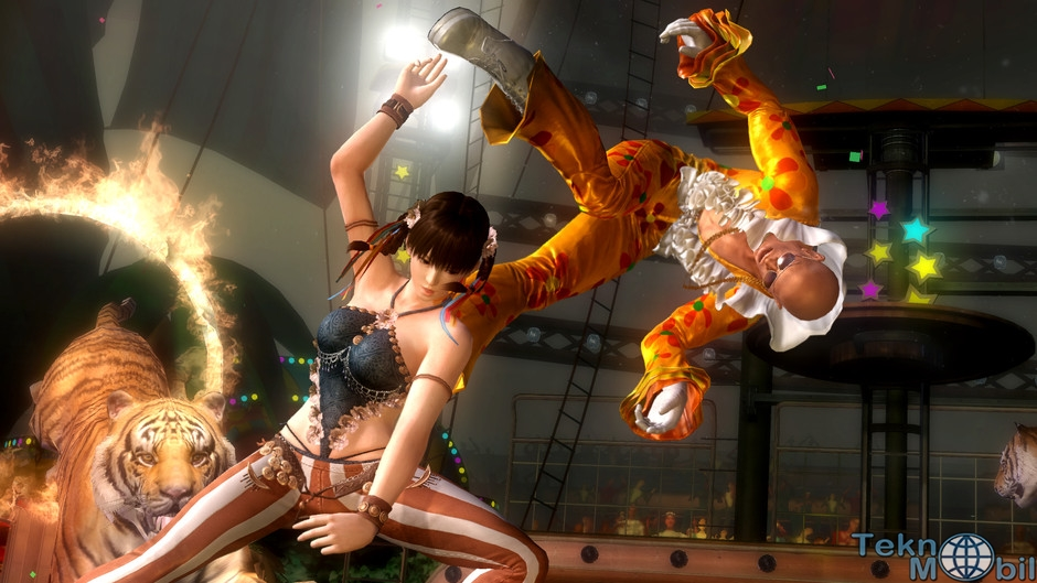 Dead or Alive 5 Last Round Full Oyun