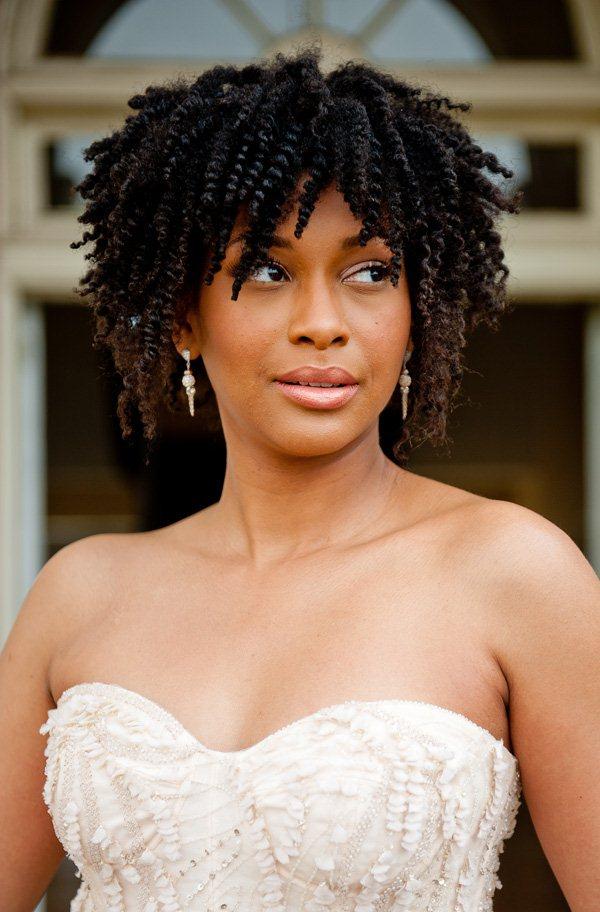 Black Hairstyles for Weddings |2017
