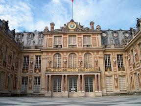 The Marble Courtyard, Château de Versailles
