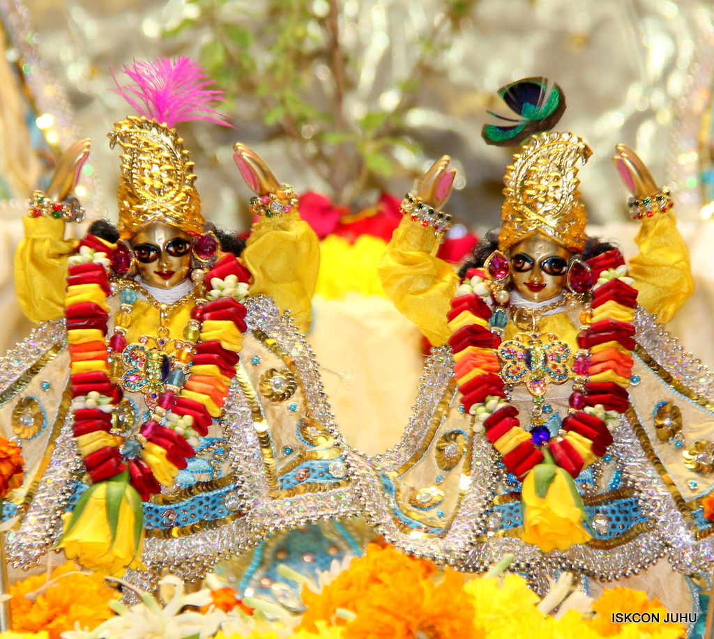 ISKCON Juhu Sringar Deity Darshan on 30th Dec 2016 (37)