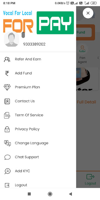 forpay recharge app