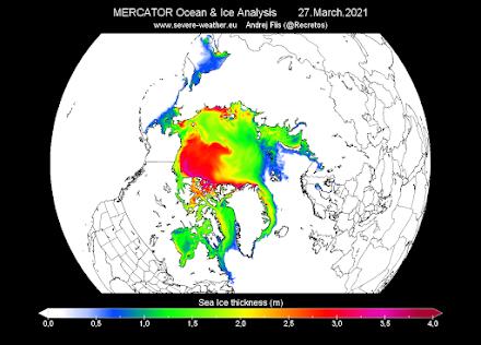 Έναν Αρκτικό Ωκεανό χωρίς πάγο προβλέπουν ότι θα έχουμε μέχρι το τέλος του έτους οι επιστήμονες