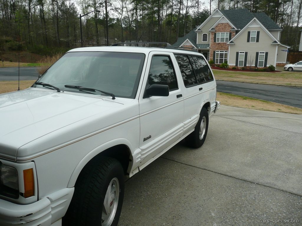 1994 oldsmobile bravada base 4dr suv 4 3l v6 awd 4 speed automatic