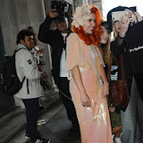 WWW.ENTSIMAGES.COM -   Paloma  Faith    at      LFW Somerset House London September 14th 2013                                                  Photo Mobis Photos/OIC 0203 174 1069