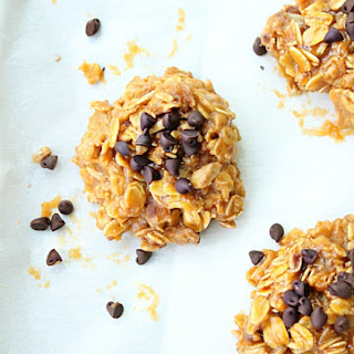 No Bake Oatmeal Caramel Pudding Cookies Recipe