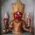Bangalore: Nakoda Bhairav at Baswangudi Jain Temple