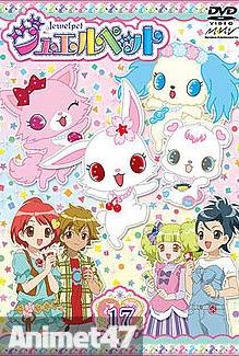 Jewelpet VietSub - Anime Jewelpet 2013 Poster