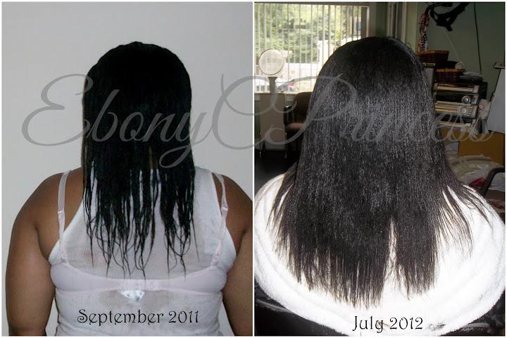 hair setback