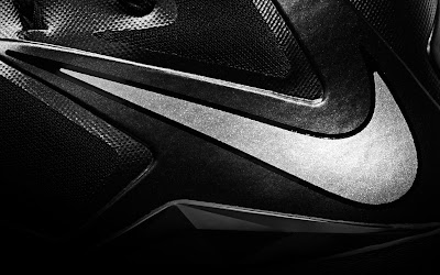 nike lebron 10 gr black anthracite 7 07 Release Reminder: Nike LeBron X Carbon / Black Diamond