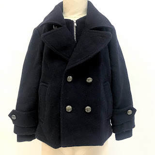 *SALE* Stella McCartney 6yrs. Mariner's Coat