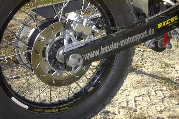250mm FEQ Bremsscheibe hinten