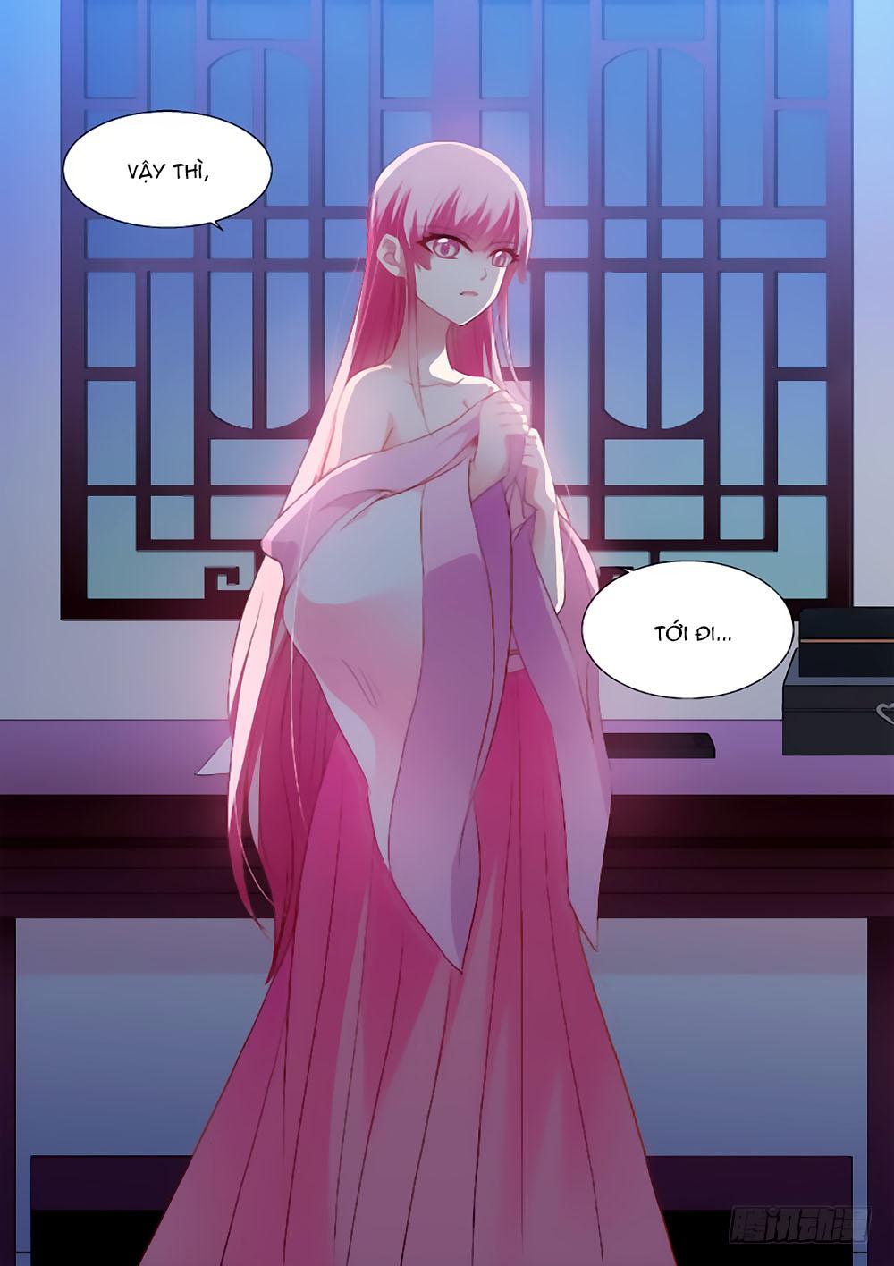 Hệ Thống Chế Tạo Nữ Thần chap 78 - Trang 6