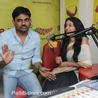 Bhale Bhale Magadivoy Team at VJA Radio Mirchi