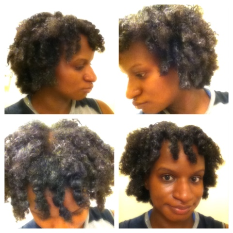 Can Wash And Go To Waist Length Natural Hair