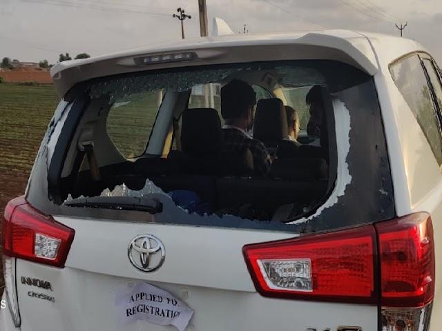 Breaking news : આપ નેતા ઇસુદાન, મહેશ સવાણી પર જૂનાગઢ ખાતે જીવલેણ હુમલો