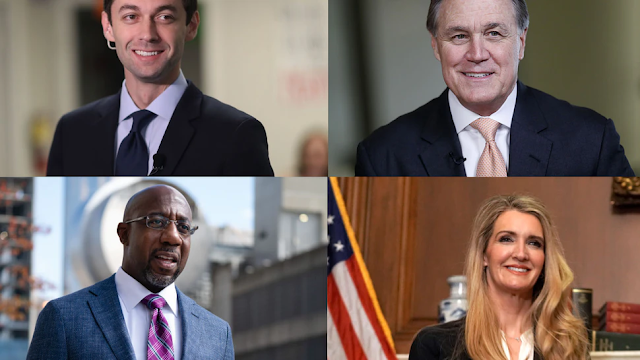 Without White House On The Ballot, Democrats Have An Uphill Climb In Georgia Senate Runoffs