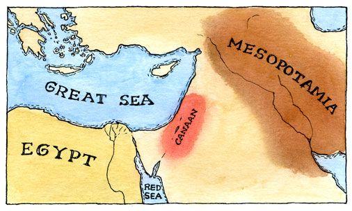 دولة اسرائيل الكبرى وهم عربي - أساطير النيل والفرات