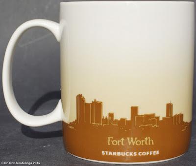 United States of America - Fort Worth www.bucksmugs.nl