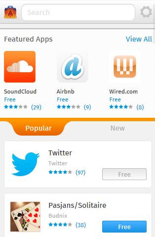 Firefox Marketplace ที่นัดพบของนักพัฒนาและผู้ใช้ Firefox OS
