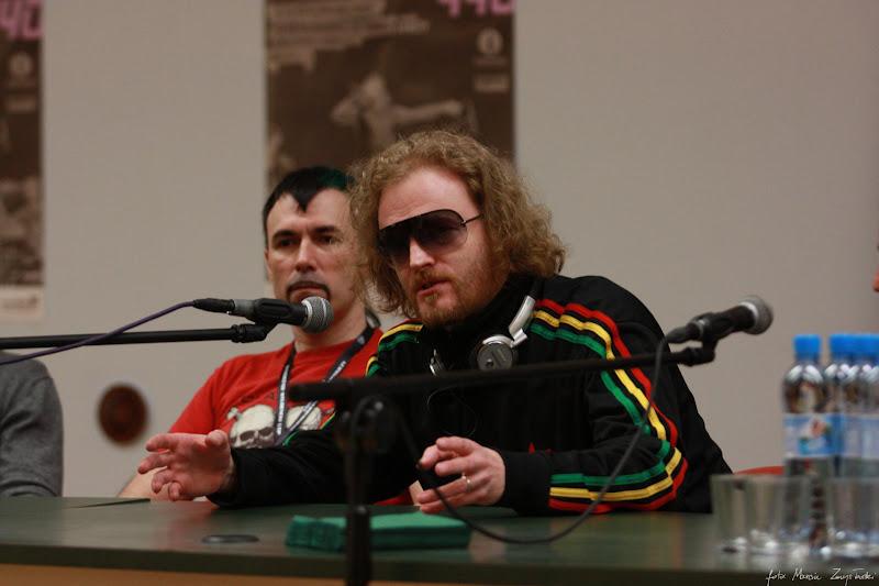 2009-05-23 - konferencja Apollo 440 Gwiazdy muzyki polskie i zagraniczne
