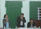 Tiếp trường Ban Pongwuadaeng đến thăm và làm việc