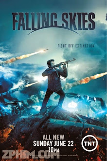 Bầu Trời Sụp Đổ 4 - Falling Skies Season 4 (2014) Poster