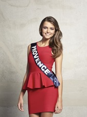2016 Miss Provence 2015 Julia Courtès