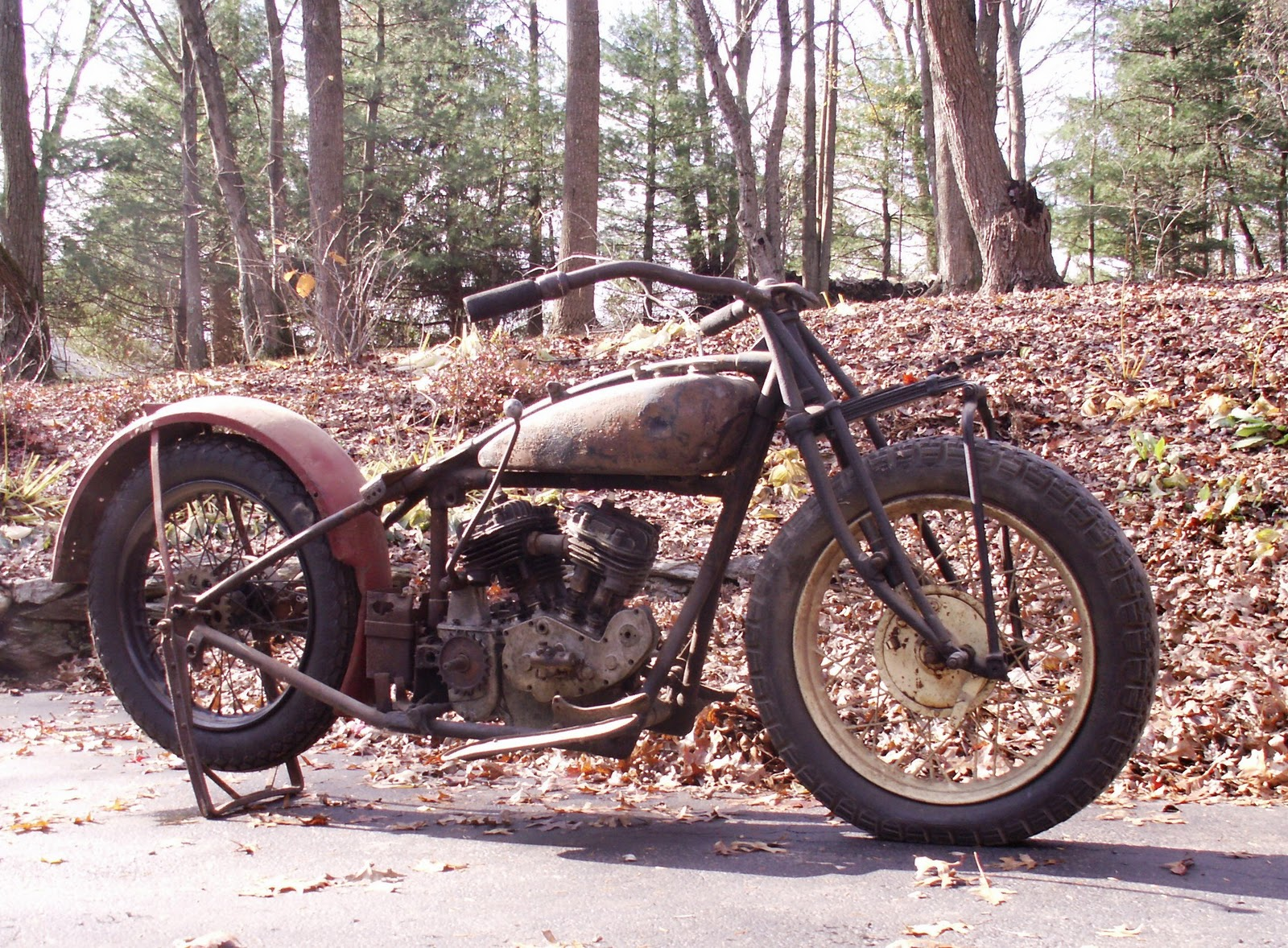 a tale of two indian scouts | my classic motorcycle