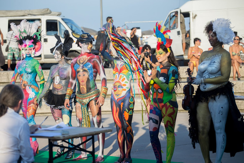 IMG_5011 Color Sea Festival Bodypainting 2018