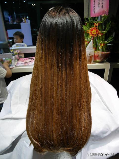 再怎麼忙髮質還是要照顧~台北東區護髮紀錄分享 地點-Océan hair studio/海洋髮型工作室 設計師-Doris Wu 項目-OLAPLEX 髮質還原 適用群族-對自己髮質已生無可戀的朋友