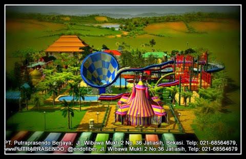 3D Waterpark Jakarta