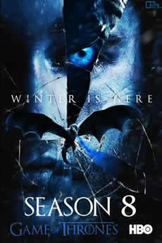 Capa Game of Thrones 8ª Temporada Torrent