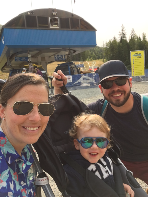 family in revelstoke